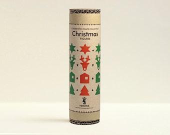 Merry Christmas stamp set