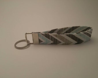 Fabric key chain