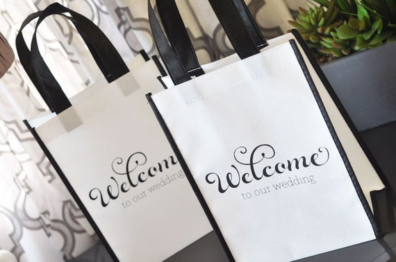 Wedding Gift Bags For Hotel Rooms : Wedding Welcome Bags Destination Welcome Bags Wedding Hotel