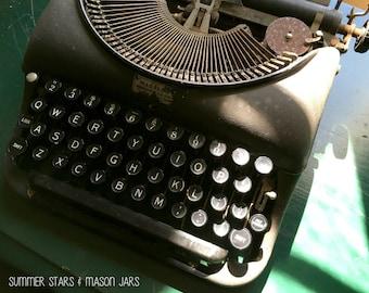 Vintage Typewriter II Print - Fine Art Photography