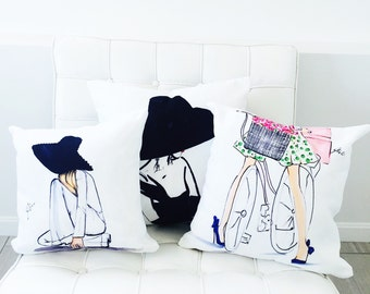 PILLOWS  (CUSTOM Design is also offered)