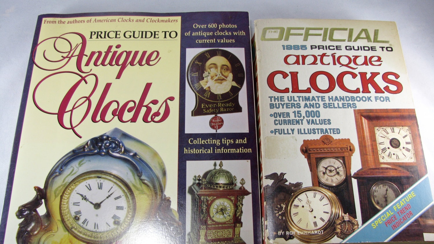 Antique Clocks Official Price Guides Valuable Guides For