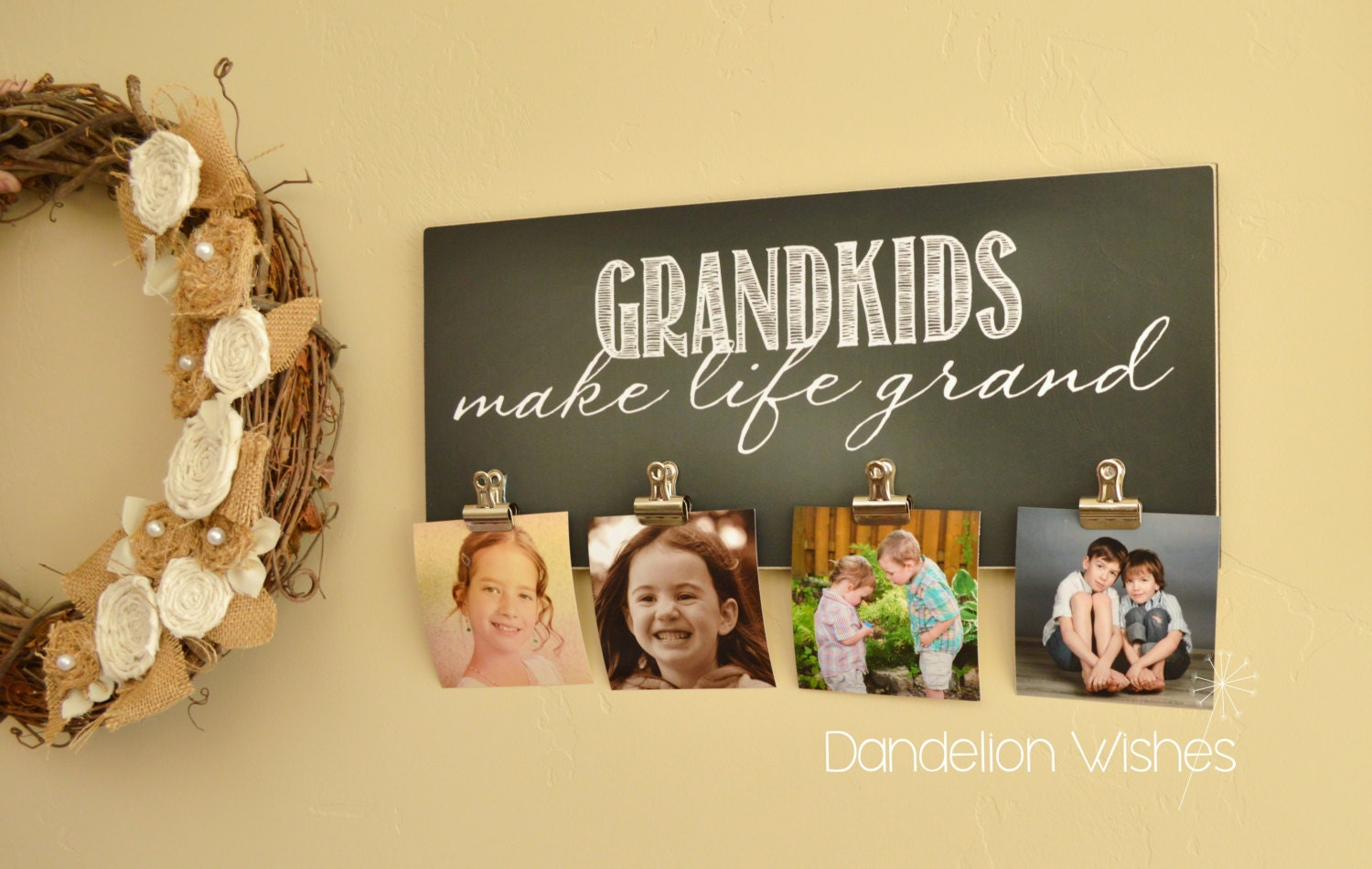 Colorful Great Grandchild Picture Frame Photo - Framed Art Ideas ...