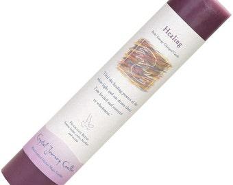 Healing-Reiki Charged Pillar Candle