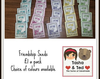 Friendship Seeds Mini Pack