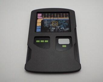 Star Trek Voyager DS9 Small PADD Prop Kit!!! International Shipping!!!
