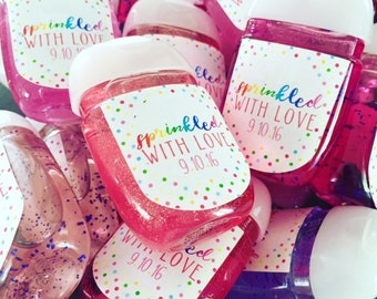 Sprinkle Party Kit - Sprinkled with Love theme