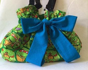 Teenage Mutant Ninja Turtles Purse