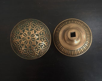 Decorative Bronze Antique Doorknobs 530737