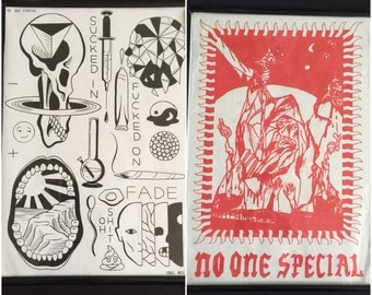 NO ONE SPECiAL / JOeL MELROSE 4 sale