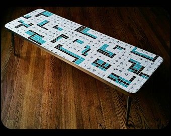 Sold Vintage 60's Retro Mid Century Mosaic Tile Coffee Table