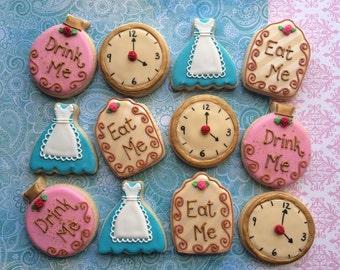 Alice Sugar Cookie set