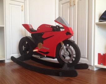 Ducati horse
