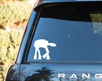 AT-AT vinyl decal