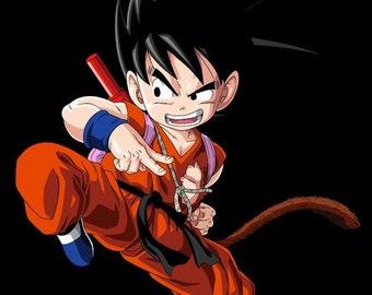 Dragon Ball Z its Goten