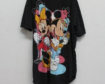 Mickey Oversized Shirt Dress