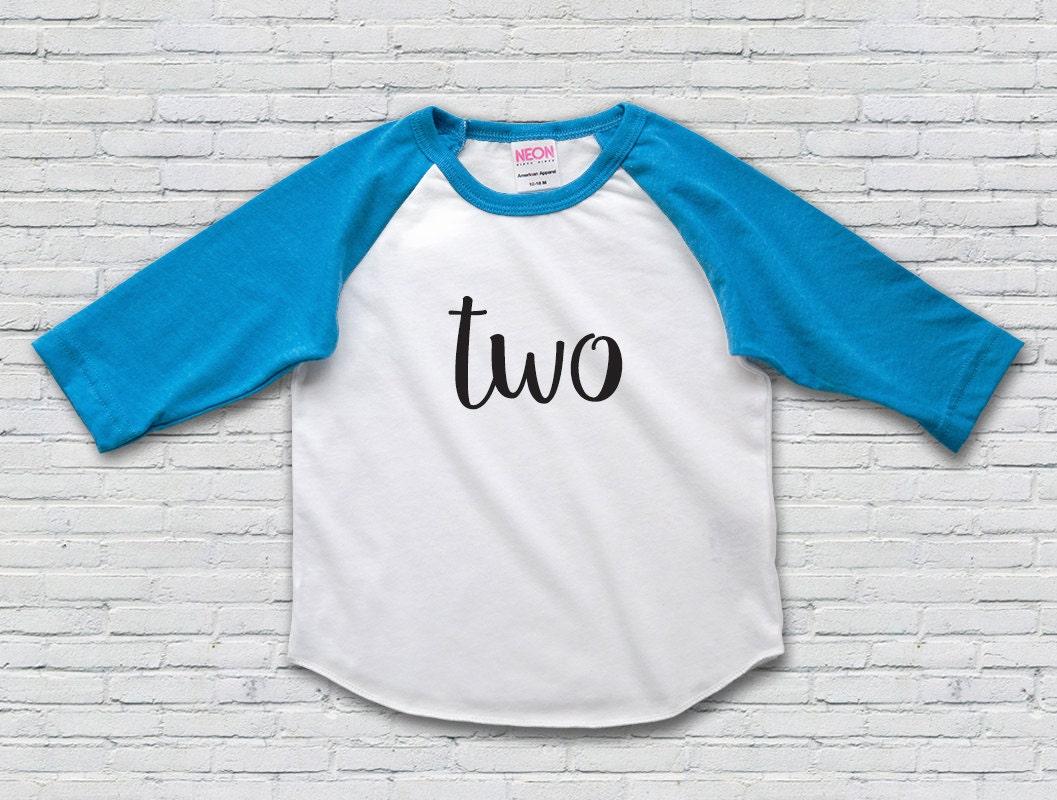 Toddler Girl 2nd Birthday Shirts