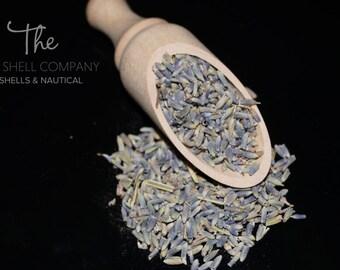 Bulk Lavender Flowers, Lavender Buds, Lavender, Wholesale Lavender (1/2 pound bag)