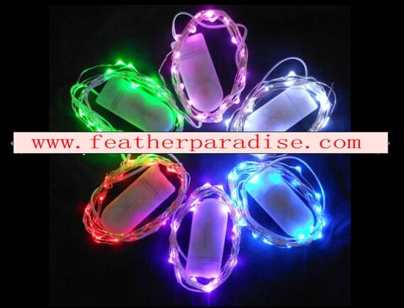 Indoor LED String Lights 10 lights 12 Pieces for Tower Vases