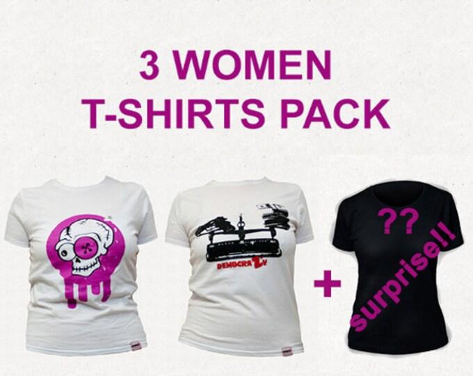 3 Original Sweetb Women T-shirts pack