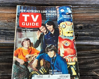 Rare TV Guide Sept 23 1978 Mary Tyler Moore - ATL ed.