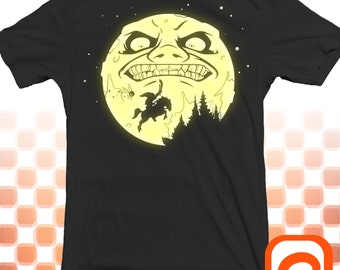 Majora's Mask: Glow in the Dark Epona Phone Home Tee