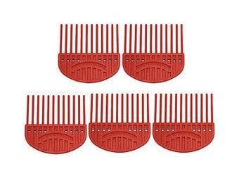 Quilling comb set
