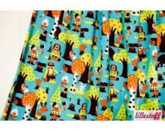 Lillestoff - Lumberjacks GOTS Jersey Fabric