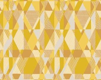 Essentials II - Intertwill Gold - Pat Bravo - Art Gallery Fabrics (ESS-II-351)