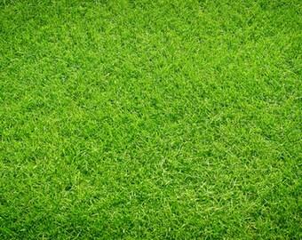 Lawn Photography Background,Green Grass Newborn Vinyl Photoshoot Backdrop, Natural Grass Photo Floordrop- Item D6163