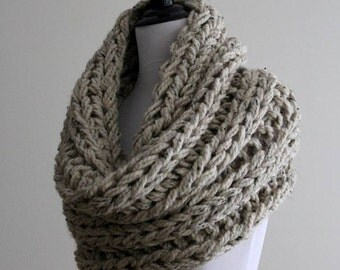 COUNTRYSIDE COWL, chunky knit cowl, winter cowl, knit hood, knit scarf, tube scarf, knit snood, knit cowl, winter shawl, soft and cozy