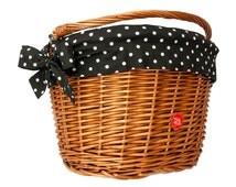 Classic basket with Polka Black liner