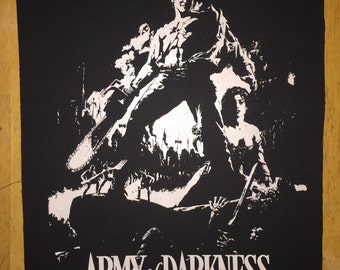 Army Of Darkness Cloth Back Patch