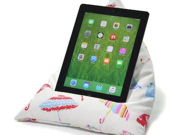 eBean Tablet Cushion - UMBRELLAS - Bean Bag Suitable for all iPads / Tablets