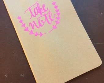 Take Note! Notebook