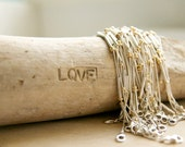 Love Morse Code Bracelet, Love Bracelet, Morse Code Jewelry, Sister Jewelry, BFF Necklace, Gold Morse Code, Gold Dainty Bracelet, Weddings