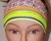Yoga-Running-Fitness-Fashion-Workout Headband- 4 Headbands for 12- use coupon code- 4for12- OR- 7 Headbands for 20- use coupon code- 7for20