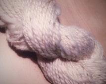 Handspun Merino Yarn 2 Ply Ecru 100 gms