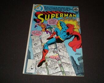 Superman 335, 336, 337, 338, (1979), Mxyzptlk, DC Comics S2