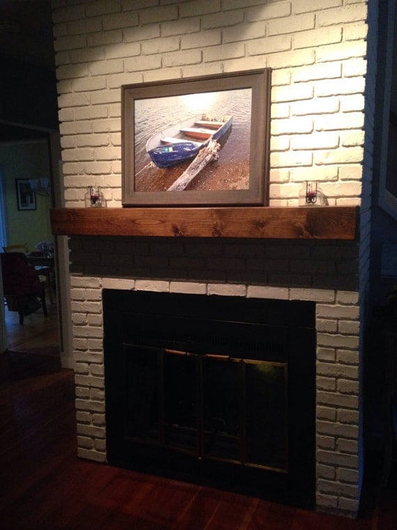 Floating Shelves Fireplace Floating Shelves With
