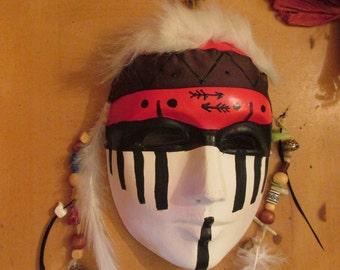 Native American Art. American Indian. War Paint. Native American Decorations, Decor.
