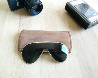 80's Ray Ban Wings Bausch & Lomb made in USA sunglasses