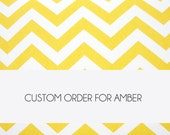 Custom Order for Amber: 5 Utensil Cutting Boards