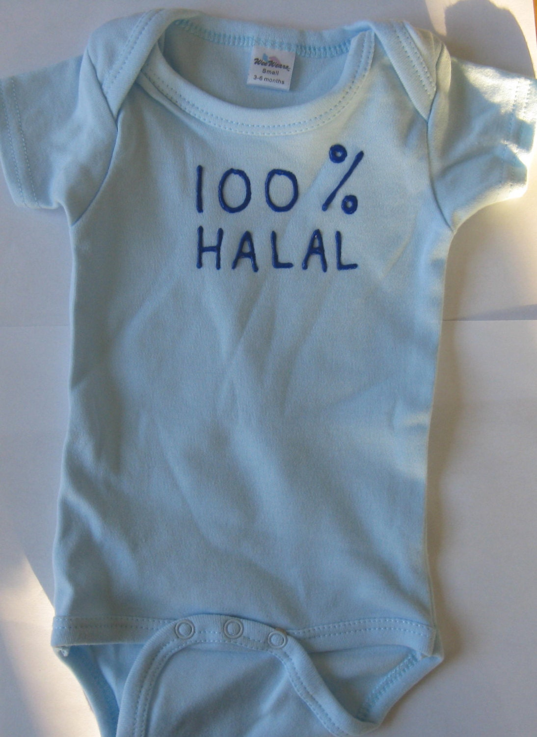 Baby Gifts For Muslim : To mths onesies muslim baby gift islamic