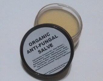 Organic Anti-fungal Salve