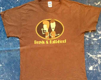 Beavis and Butthead Shirt L