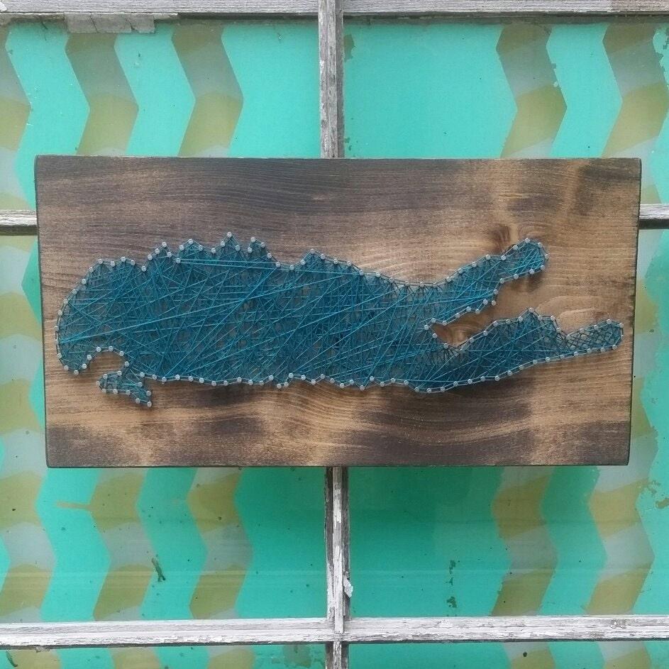 Long Island Wall Art string art long island silhouette of long island gallery