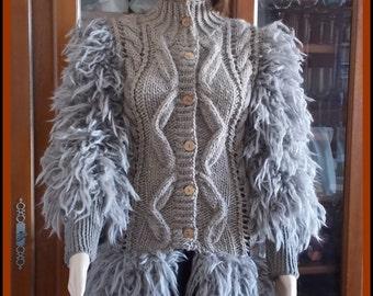 Jacket long wife ANNY BLATT KINA T 36/38