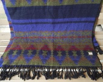 Navajo Wraparound Blanket!