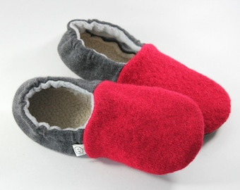 Easter Gift for Kids- Kids Slippers- Gift Ideas for Girl- Boy Gifts- Kids Pajamas- Cozy Gifts- Kids Wool Slippers- Classroom Shoes- Natural